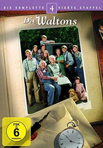 Die Waltons Staffel 4 (7 DVDs)