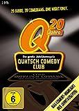 20 Jahre Quatsch Comedy Club - Die große Jubiläumsgala (live) (2 DVDs)