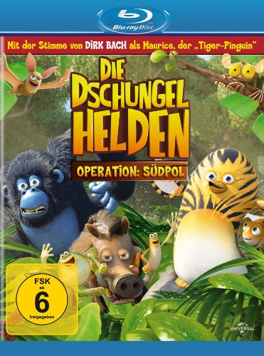die dschungelhelden operation piratenschatz dvd. Black Bedroom Furniture Sets. Home Design Ideas