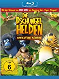 Die Dschungelhelden - Operation: Südpol [Blu-ray]