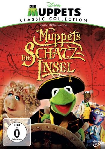 Muppets Die Schatzinsel - Die Muppets Classic Collection
