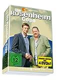 Die Rosenheim Cops - Staffel 11/Folge 01-17 (4 DVDs)