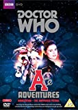 Doctor Who - Ace Adventures: Dragonfire & The Happiness Patrol (2 DVDs)