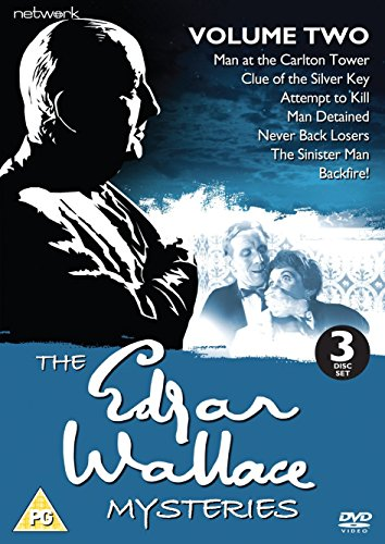 The Edgar Wallace Mysteries - Volume 2