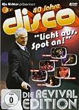 40 Jahre Disco: Die Revival Edition (4 DVDs)