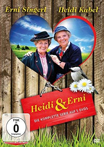 Heidi & Ernie - Die komplette Serie (5 DVDs)