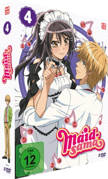 Maid Sama Staffel 2