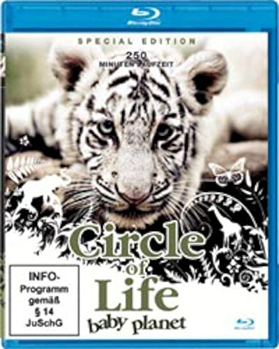 Circle of Life - Baby Planet (Special Edition) [Blu-ray]