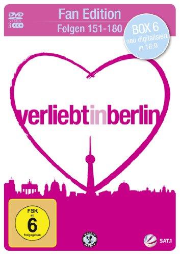 Verliebt in Berlin Fan Edition Box  6: Folgen 151-180 (3 DVDs)