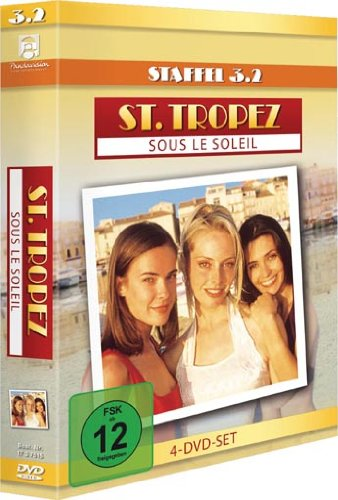 Saint Tropez Staffel 3, Teil 2 (4 DVDs)
