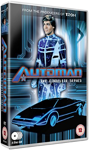 Automan The Complete Series (4 DVDs)