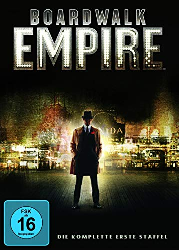 Boardwalk Empire Staffel 1 (6 DVDs)