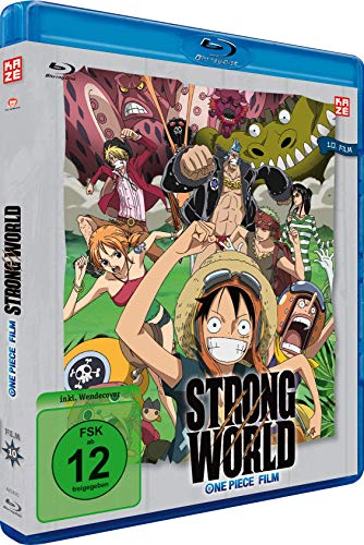 One Piece - 10. Film: Strong World [Blu-ray]