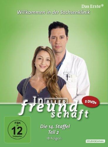 In aller Freundschaft Staffel 14, Teil 2 (5 DVDs)