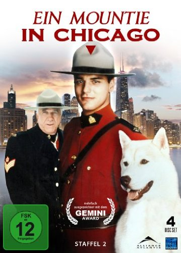 Ein Mountie in Chicago Staffel 2 (4 DVDs)