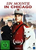 Ein Mountie in Chicago - Staffel 2 (4 DVDs)