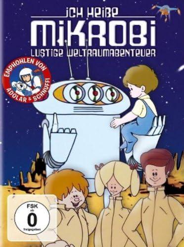 Ich heiße Mikrobi - Lustige Weltraumabenteuer