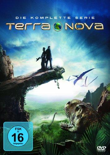 Terra Nova Die komplette Serie (4 DVDs)