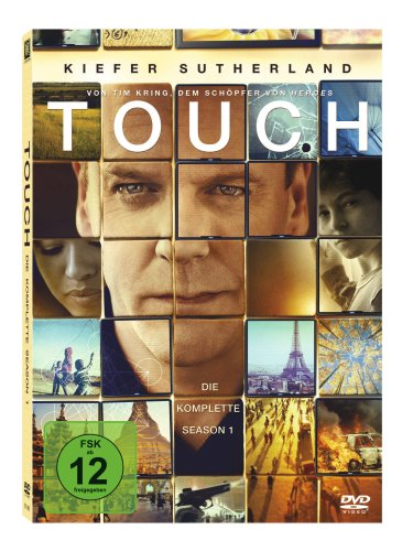 Touch The Complete Series (6 DVDs)