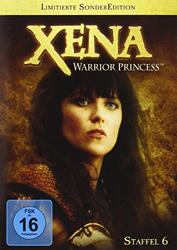 Xena Warrior Princess - Staffel 6 (Limited Edition) (6 DVDs)