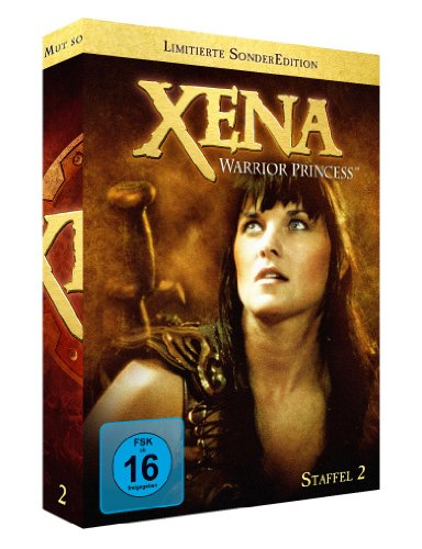 Xena Warrior Princess - Staffel 2 (Limited Edition) (6 DVDs)