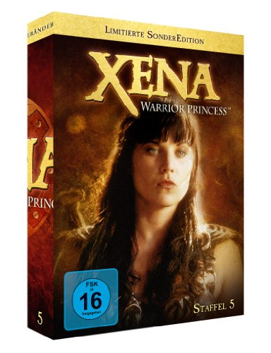 Xena Warrior Princess - Staffel 5 (Limited Edition) (6 DVDs)