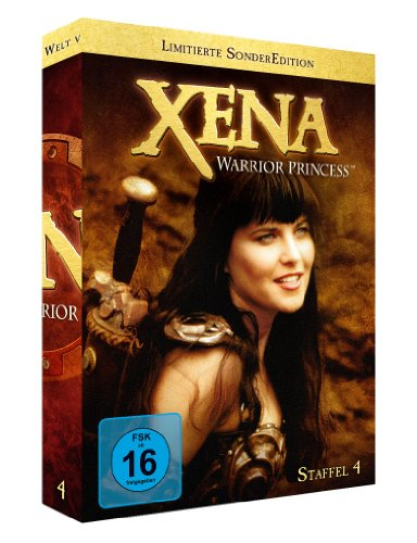 Xena Warrior Princess - Staffel 4 (Limited Edition) (6 DVDs)