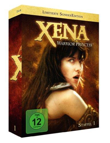Xena Warrior Princess - Staffel 1 (Limited Edition) (8 DVDs)