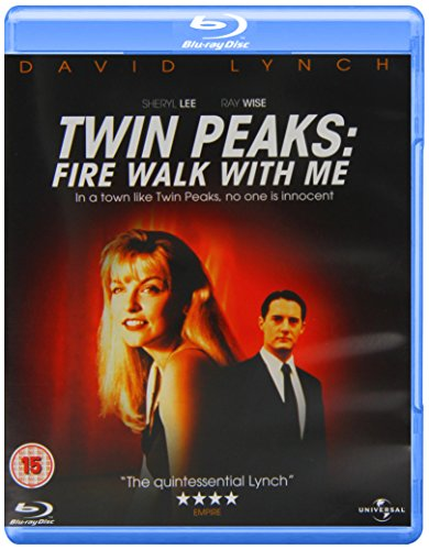 Twin Peaks Fire Walk With Me [Blu-ray]