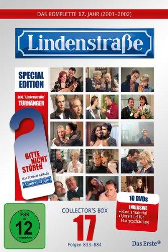 Lindenstraße Das komplette 17. Jahr (Ltd. Edition mit Türhänger, 10 DVDs)