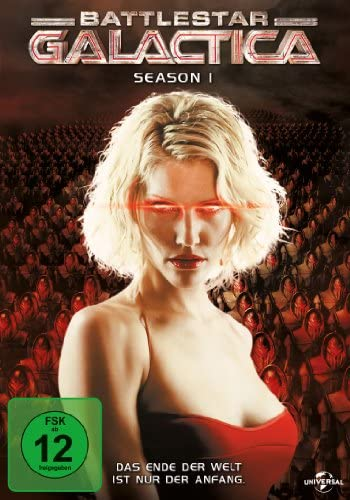 Battlestar Galactica Season 1 (4 DVDs)
