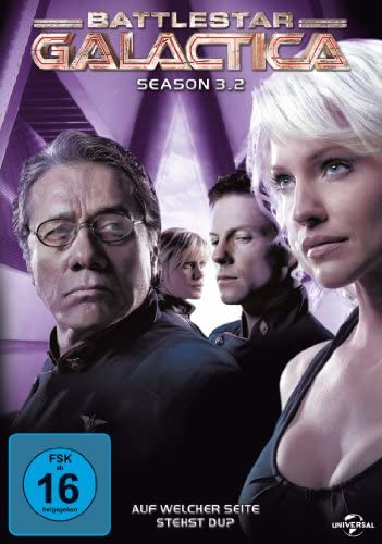 Battlestar Galactica Season 3.2 (4 DVDs)