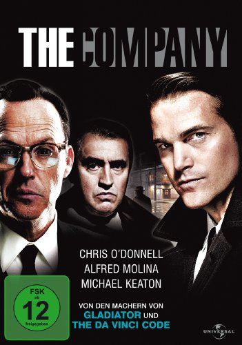The Company 3 DVDs