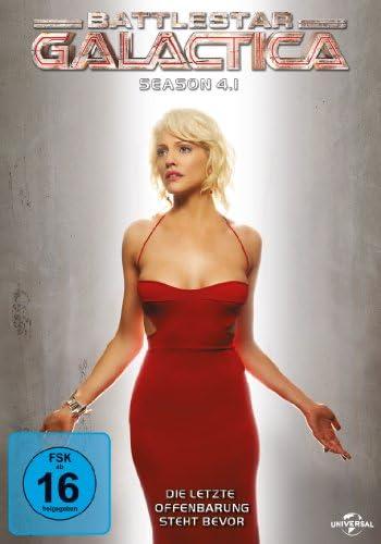 Battlestar Galactica Season 4.1 (3 DVDs)