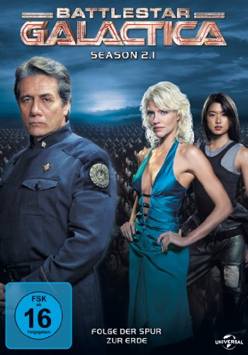 Battlestar Galactica Season 2.1 (3 DVDs)