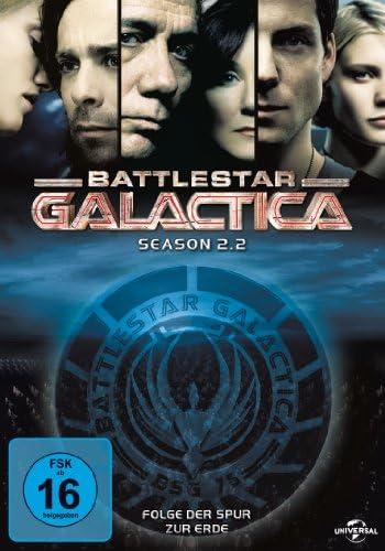 Battlestar Galactica Season 2.2 (3 DVDs)