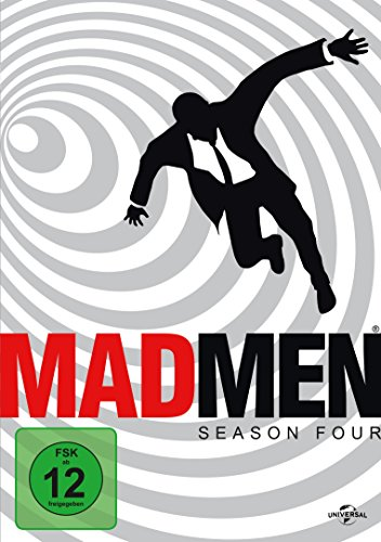 Mad Men Season 4 (4 DVDs)