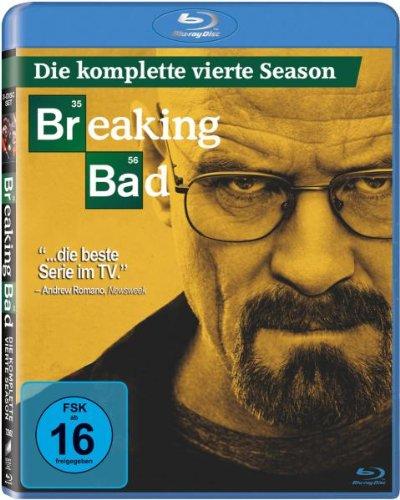Breaking Bad Season 4 [Blu-ray]