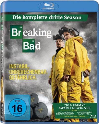 Breaking Bad Season 3 [Blu-ray]