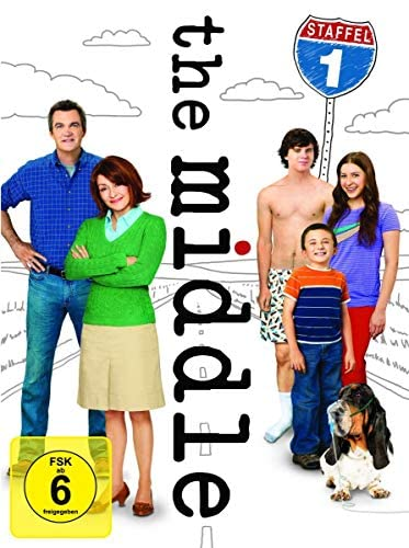 The Middle Staffel 1 (3 DVDs)