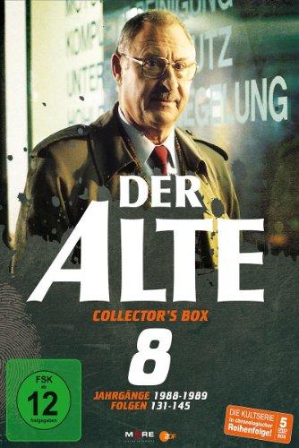 Der Alte Collector's Box Vol. 8, Folge 131-145 (5 DVDs)