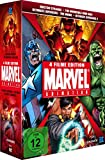 The Marvel Superbox, Vol. 1 (Doctor Strange Invincible Iron Man, Ultimate Avengers 1 & 2) (Limited Edition) (4 DVDs)