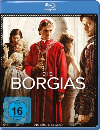 Die Borgias Staffel 1 [Blu-ray]