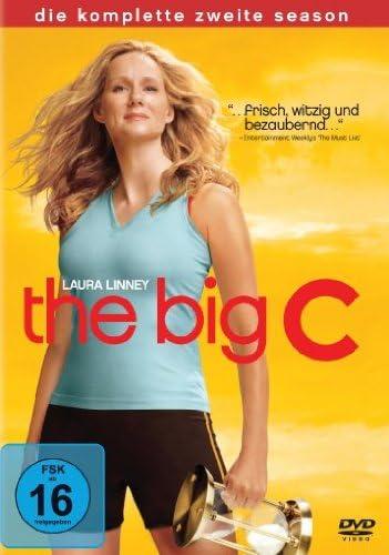 The Big C Staffel 2 (3 DVDs)