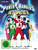 Power Rangers Lightspeed Rescue - Die komplette Staffel (5 DVDs)