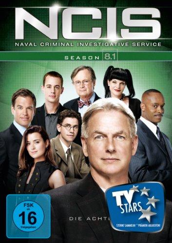 Navy CIS Season  8, Vol. 1 (3 DVDs)