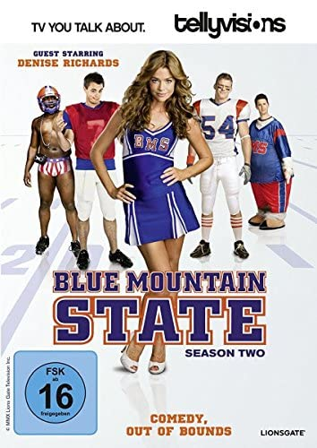 Blue Mountain State Staffel 2 (2 DVDs)