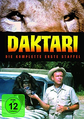 Daktari Staffel 1 (4 DVDs)