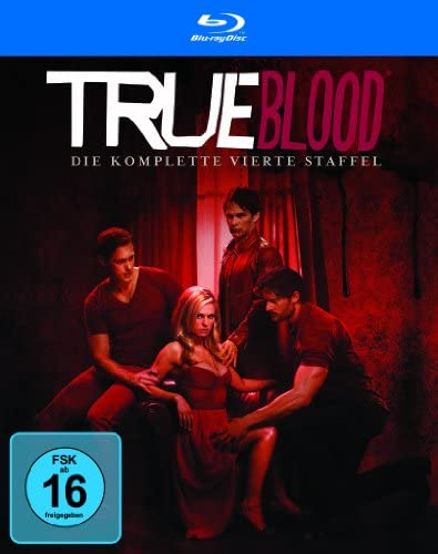 True Blood Staffel 4 [Blu-ray]
