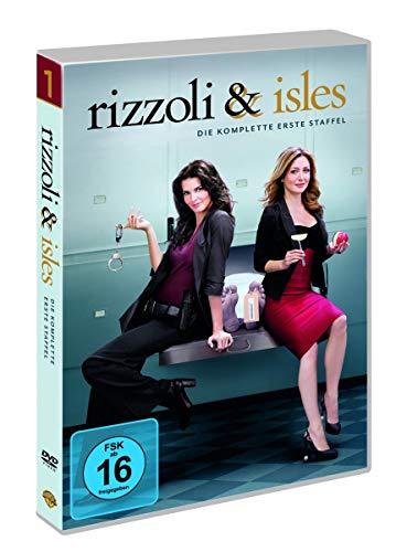 Rizzoli & Isles Staffel 1 (3 DVDs)